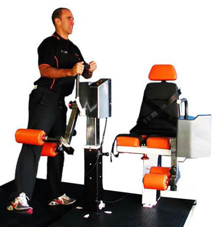 Iso-Kinetic Rehabilitation and Testing